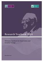 2014 Whitaker Institute Publications Yearbook