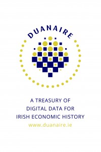A Treasury of Digital Data for Irish Economic History
