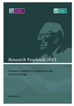 2013 Whitaker Institute Publications Yearbook