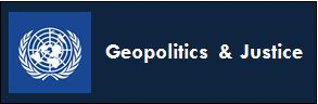 Geopolitics & Justice Logo