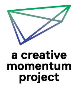 A Creative Momentum logo