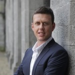 Eoin Whelan of the Cairnes Business School at NUI Galway. Photograph by Aengus McMahon