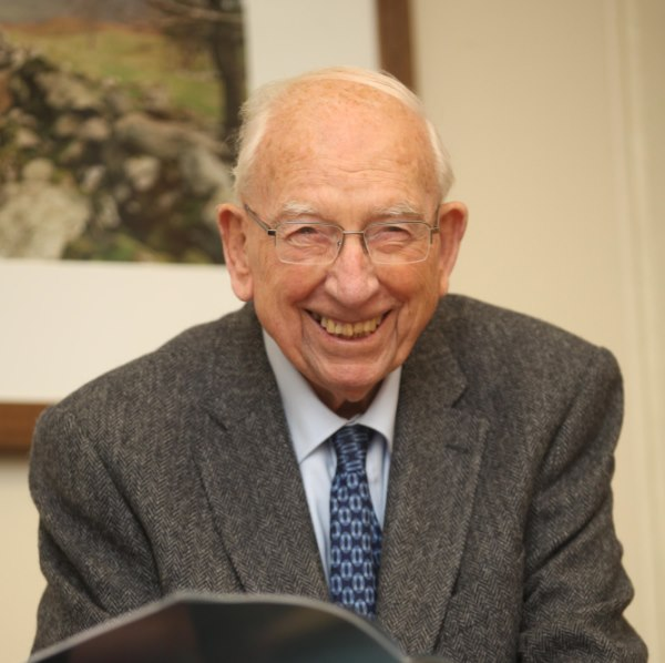 A tribute to dr t k whitaker from professor alan ahearne for The whitaker